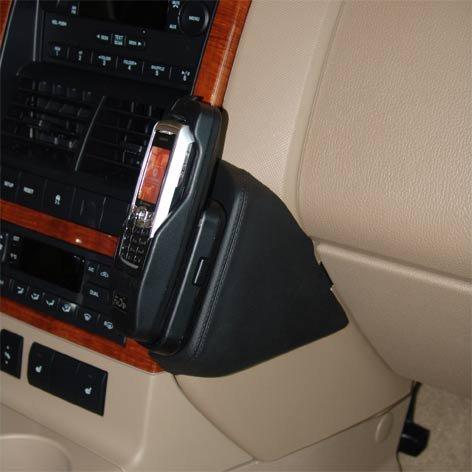 kuda-console-de-telephone-pour-ford-explorer-a-partir-de-2006-usa-mobilia-cuir-synthetique-noir