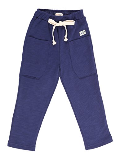 oceankids-boys-cotton-knit-slack-elastic-waistband-casual-jogging-trousers-navy-blue-3-4-years