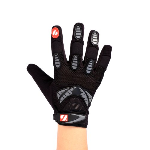 FRG-02 American Football Handschuhe Receiver der neuesten Generation (M) (Handschuhe Football Gepolsterte)