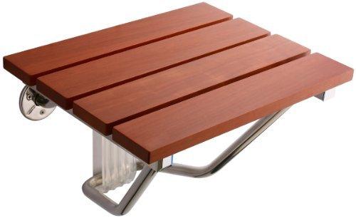 VELMA - HW3216 - Robusto asiento plegable para ducha bañera o sauna...