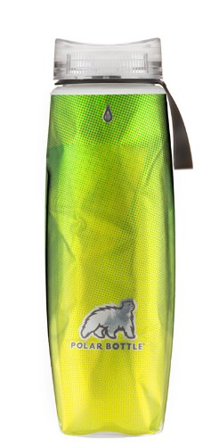 Polar Bottle Trinkflasche Halftone, Green, One size, 59511562