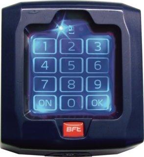 p121023–BFT Spa Q. Bo Key WM AV Schalter A Schlüssel