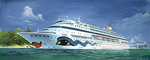 Imagen 4 de Revell 05805 - Maqueta de buque Aida (escala 1:1200)
