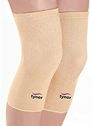 Tynor Knee Cap Pair(Relieves Pain, Support, Uniform Compression)-Medium