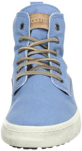 Blackstone CANVAS FL86, Sneaker donna Blu (Blau (Blue))