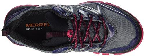 Merrell - Capra Bolt Gore-tex, Scarpe da arrampicata Donna Multicolore (Plum Plumeria)