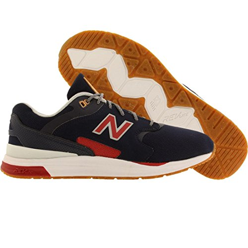 New Balance - Ml1550, Sneaker Uomo navy-red (ML1550AB)