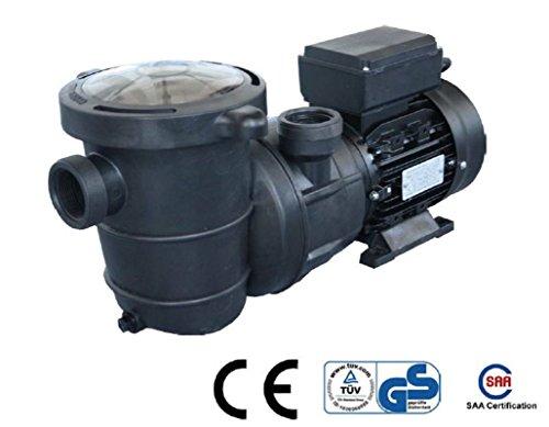 Profi Leis Filterpumpe 14 m³ Leistung 550 Watt Poolpumpe Schwimmbadpumpe Pumpe