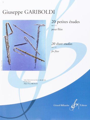20 Petites Études Opus 132