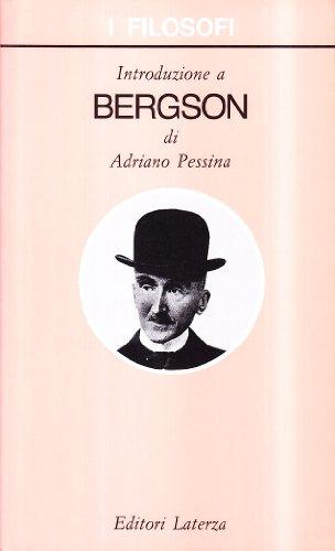Introduzione a Bergson
