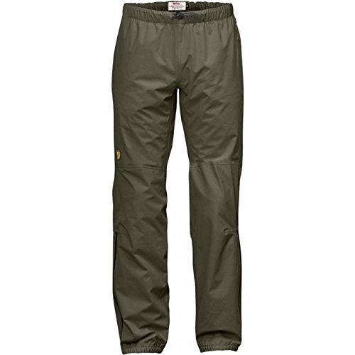 Fjällräven Herren Abisko Eco-Shell Trousers Shellhose, Tarmac, M