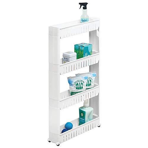 MDesign Mueble auxiliar lavadero - Compacta estantería