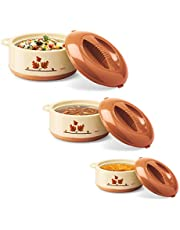 Milton Orchid Insulated Plastic Casserole Gift Set