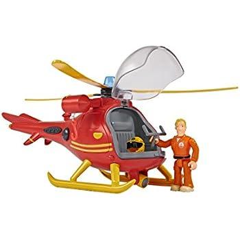 Simba 109251660 bateau sam le pompier neptune avec figure jeux et jouets - Bateau sam le pompier ...