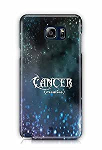 YuBingo Cancer (Creative) Designer Mobile Case Back Cover for Samsung Galaxy Note 5
