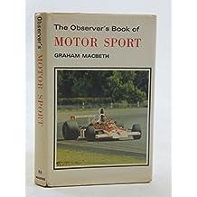 Observer's Book of Motor Sport (Observer's Pocket)