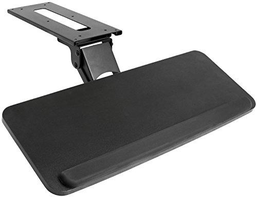 Vivo verstellbar Computer Tastatur & Maus Tablett Plattform Ergonomische unter dem Tisch Schreibtisch Halterung Schublade Untertisch Regal (mount-kb03b)