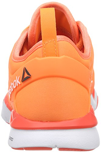 Reebok Zcut Tr 3.0, Scarpe da Corsa Donna Rosso (Rot (Black/Atomic Red/Electric Peach/White))