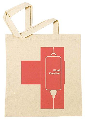 Erido Sangue Donazione Borse Riutilizzabili Per La Spesa Shopping Bag For Graceries