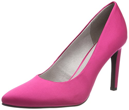 MARCO TOZZI Damen 22422 Pumps, Pink (Pink), 38 EU