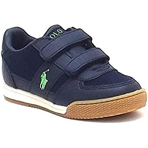 Polo Ralph Lauren - Zapatillas para niño Azul azul
