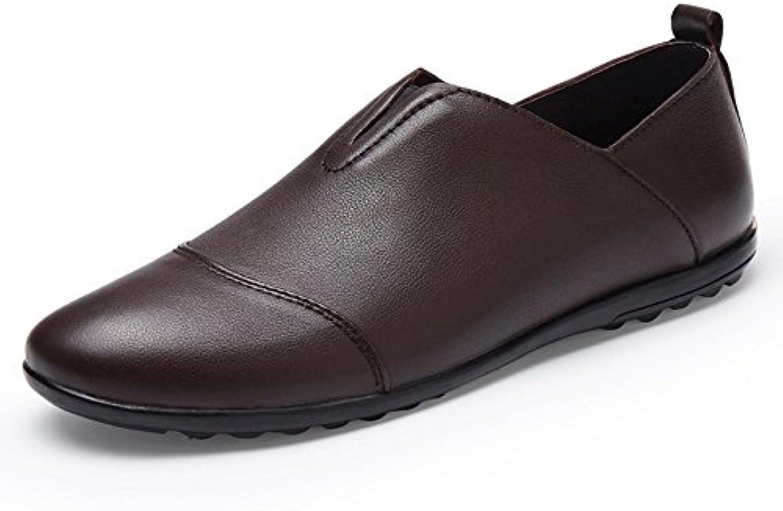 GTYMFH Fruumlhling Herrenschuhe Freizeitschuhe Beine Koreanisch Herren Peas Schuhe