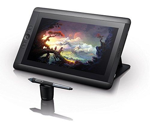 Bild 5: Wacom DTH-1300 Cintiq 13HD Touch Grafik-Tablet schwarz