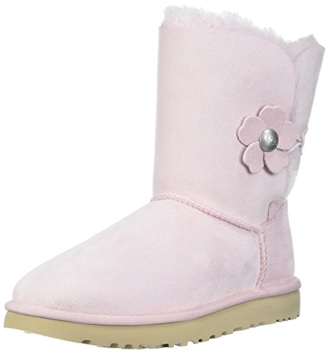 Ugg Bailey Button Poppy Größe 38 Mehrfarbig (divers) (Uggs Bailey Boot Damen Button)