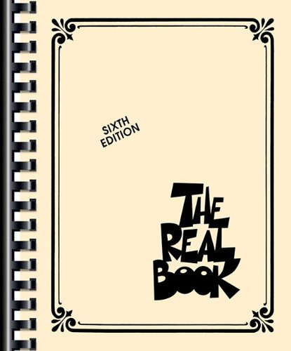 The real book - volume I (6th ed.) (Real Books (Hal Leonard))