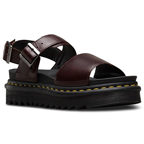 Dr. Martens Voss - Black Hydro Leather