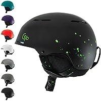Giro Helmets - Giro Combyn Helmet - Matte Black