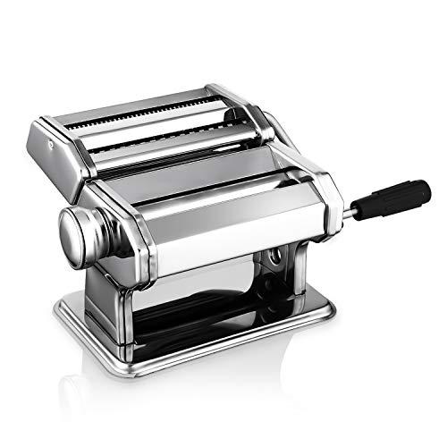 Manual Pasta Maker Machine Noodl...
