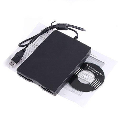 """SODIAL (R) U1.1 / 2.0 Externe 1,44 MB 3,5 """"Diskettenlaufwerk"""