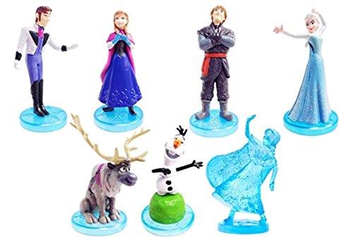 Tomy - T8900EU1 - Maxi Figurine Disney La Reine Des Neiges - Modèle Aléatoire
