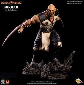 atue Mortal Combat Baraka ()