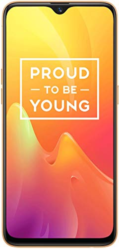 Realme U1 (Fiery Gold, 4GB RAM, 64GB Storage)