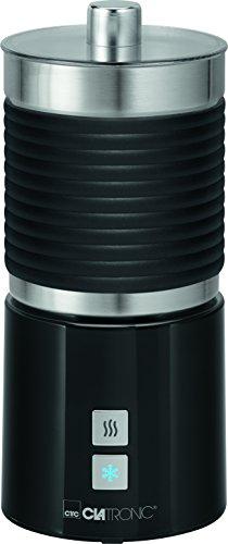 Clatronic SM 3654 Montalatte, Contenitore in acciaio inox, per schiuma a caldo...