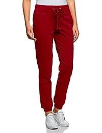 Amazon.es  Rojo - Pantalones deportivos   Ropa deportiva  Ropa 6168dd5a5991