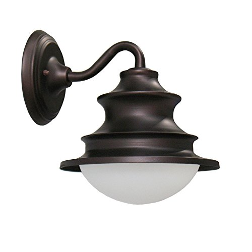 Bootu applique led su e giù per lampade da muro retrò antiquariato lampada da parete led balcone in ferro battuto impermeabile outdoor luci a parete 248 * 255 (mm)