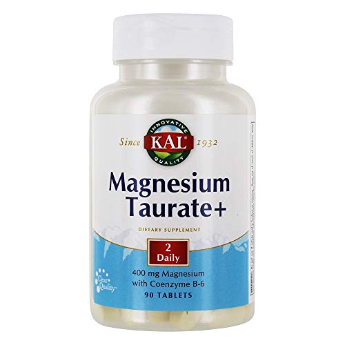 Kal - Magnesium Taurate+ - 90 Tablets -
