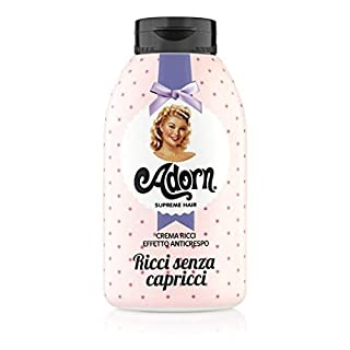 Adorn Supreme Curly Hair No-Frizz Cream 200 ml