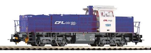 Piko 59494 - Diesellok G1206 CFL Cargo blau VI -