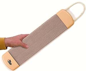Carpet Cat Scratch Pad - Fawn 525hx130x130mm