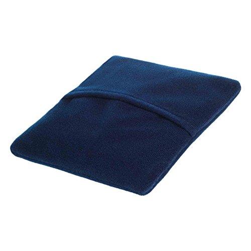 5 Stück 13 cm x 14 cm Premium Vlieshülle geeignet für Alerion Kalt Warmkompresse Gelpack (Erfrierungen Eis)