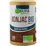 Konjac Bio - 200 gélules végétales de 410 mg