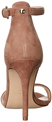 Nine West Mana Daim Talons Natural