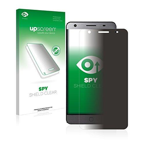 upscreen Anti-Spy Blickschutzfolie kompatibel mit Elephone P7000 Privacy Screen Sichtschutz Bildschirmschutz-Folie
