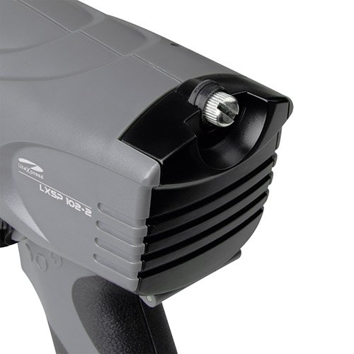 LiteXpress LXSP 102-2 Handscheinwerfer, 1 Cree Hochleistungs-LED, Lichtleistung max. 500 Lumen, Leuchtweite max. 620 Meter und Leuchtdauer max. 81 Stunden - 4