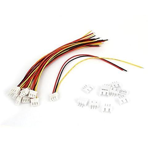 sourcingmap® modèle RC 2S Batterie Lipo Prise Chargeur Connecteur Câble