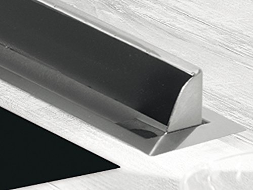 SILVERLINE INIT 614 E Integra Intern Premium Tischhaube / Dunstabzugshaube / 55.4 cm / D